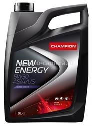 Масло Champion Oil 5W-30 NEW ENERGY ASIA/US 8202919, 4л