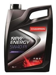 Масло Champion Oil 5W-40 NEW ENERGY PI 8203213, 4л