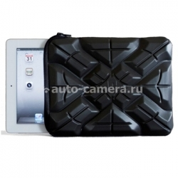 Чехол для iPad 3 и iPad 4 G-Form Extreme Sleeve, цвет black (EX2IP2002E)