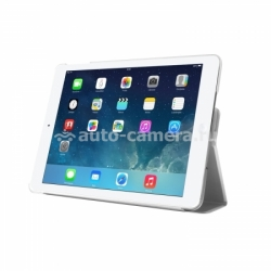 Чехол для iPad Air 2 Puro Zeta Slim Case, цвет Silver (IPAD6ZETASSIL)