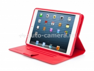 Чехол для iPad mini Capdase Folder Case Flipjacket, цвет red (FCAPIPADM-1U09)