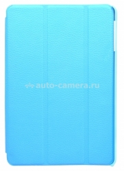 Чехол для iPad Mini iCover Carbio, цвет Sky blue (IAM-MGC-SBL)