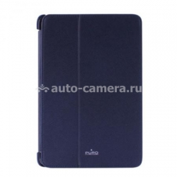 Чехол для iPad Mini PURO Booklet Cover, цвет синий (MINIIPADBOOKCMBLUE)