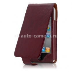 Чехол для iPhone 4 и iPhone 4S Sena Hampton Flip Case, цвет brown (159313)