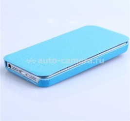 Чехол для iPhone 5 / 5S SAYOO Matte, цвет blue