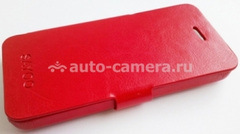 Чехол для iPhone 5 / 5S SAYOO Side Fine, цвет red