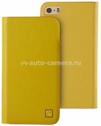 Чехол для iPhone 6 Uniq Wallet Optimist Case, цвет Yellow (IP6WC-OPTYEL)