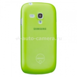 Чехол для Samsung Galaxy S3 mini (i8190) Ozaki O!Coat-0.4Jelly, цвет green