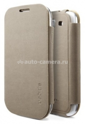Чехол для Samsung Galaxy S3 SGP Folio Leather Case, цвет Sand Brown (SGP09220)