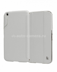 "Чехол для Samsung Galaxy Tab 3 8"" Jison Premium Leatherette Smart Case, цвет White (JS-S31-03H00)"