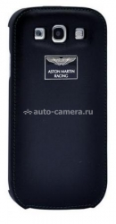 Чехол на заднюю крышку для Samsung Galaxy S3 (i9300) Aston Martin Racing Back Case, цвет Black (BCSAMI93001A)