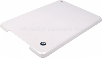 Чехол на заднюю крышку iPad mini BMW Signature Hard Metallic, цвет white (BMHCMPSW)