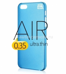 Чехол на заднюю крышку iPhone 5 / 5S Artske Air Case, цвет light blue (AC-LB-IP5)
