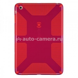 Чехол на заднюю панель iPad mini Speck CandyShell Grip, цвет Fuchsia Pink/Poppy Red (SPK-A1959)
