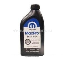 Масло Chrysler 5W-20 MaxPro 04761 872MA, 0.946л