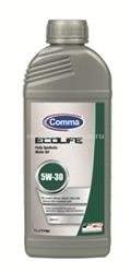 Масло Comma 5W-30 ECOLIFE ECL1L, 1л