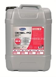 Масло Comma 5W-40 Diesel PD DPD20L, 20л