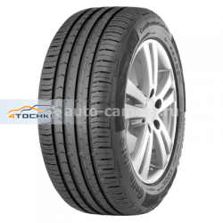 Шина Continental 195/65R15 91V ContiPremiumContact 5