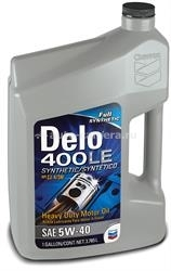 Масло Delo 5W-40 DELO 400 LE SYNTHETIC 271207339, 3.785л