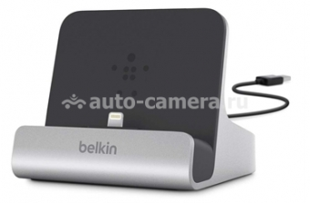 Док-станция для iPad 4 / iPad Air, iPad mini / iPad mini 2 (retina), iPhone 5 / 5S / 5C Belkin Express Dock Lightning (F8J088bt)