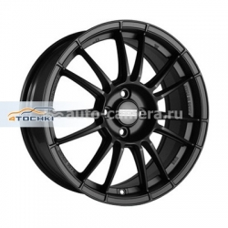 Диск Fondmetal 8x18 5x114,3 ET45 D75 9RR Matt Black
