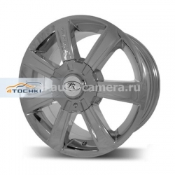 Диск FR design 6,5x15 4x100/4x114,3 ET35 D73,1 202/01 VC (Chrome)