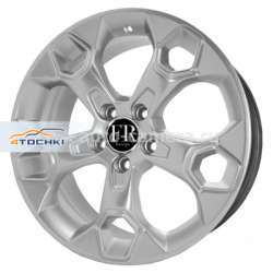 Диск FR replica 6,5x16 5x108 ET50 D63,4 FD653 Silver (Ford)