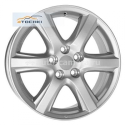 Диск FR replica 6,5x16 5x114,3 ET39 D60,1 TY609 Silver (Toyota)