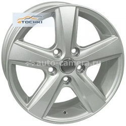 Диск FR replica 6,5x16 5x114,3 ET45 D60,1 TY230 Silver (Toyota)