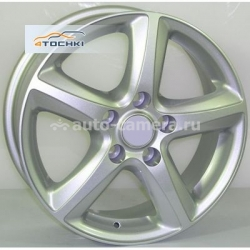 Диск FR replica 6,5x16 5x114,3 ET45 D60,1 TY551 Silver (Toyota)