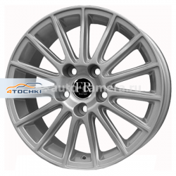 Диск FR replica 7x16 5x114,3 ET45 D60,1 TY865 Silver (Toyota)