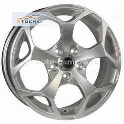Диск FR replica 7x17 5x108 ET50 D63,4 FD619 Silver (Ford)
