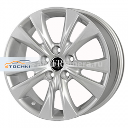 Диск FR replica 7x17 5x114,3 ET39 D60,1 TY5090 Silver (Toyota)