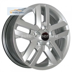 Диск FR replica 7x17 5x114,3 ET45 D60,1 TY030 Silver (Toyota)