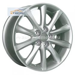 Диск FR replica 7x17 5x114,3 ET45 D60,1 TY237 Silver (Toyota)