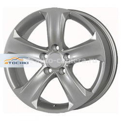 Диск FR replica 7x17 5x114,3 ET45 D60,1 TY5105 Silver (Toyota)