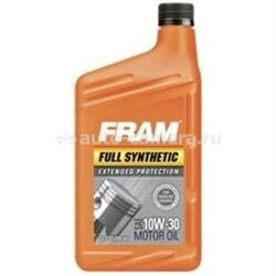 Масло Fram 10W-30 EXTENDED PROTECTION 074229070243, 1л