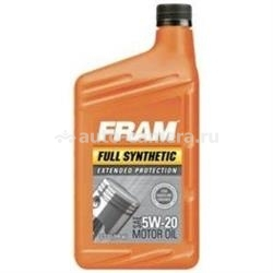 Масло Fram 5W-20 EXTENDED PROTECTION 074229070434, 1л