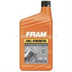 Масло Fram 5W-30 EXTENDED PROTECTION 074229070250, 1л