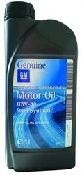 Масло General Motors 10W-40 Semi Synthetic 1942043, 1л