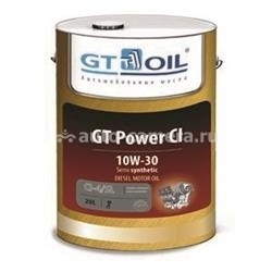 Масло Gt oil 10W-30 GT Power CI 880 905940 706 6, 20л