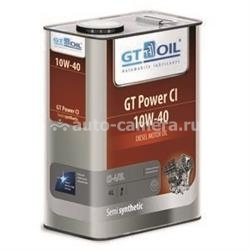 Масло Gt oil 10W-40 GT Power CI 880 905940 775 2, 6л