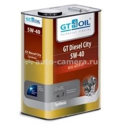 Масло Gt oil 5W-40 GT Diesel City 880 905940 800 1, 4л