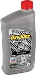 Масло Havoline 5W-30 HAVOLINE SYNTHETIC M/O 223402729, 0.946л