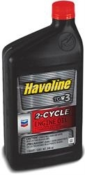 Масло Havoline HAVOLINE 2 CYCLE TC-W3 221896351, 0.946л