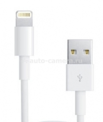 Кабель для iPhone 5 / 5S / 5C, iPad 4, iPad Air и iPad mini Dorten Lightning to USB Cable, цвет белый (DN302001)