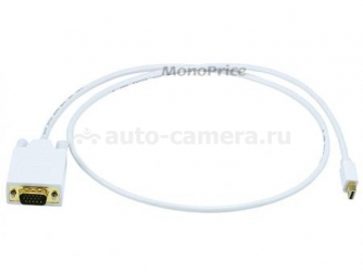 Кабель для MacBook Monoprice Mini DisplayPort to VGA Cables (6002)