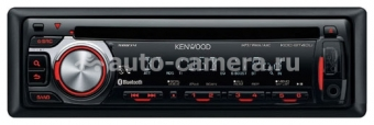 Магнитола Kenwood KDC-BT40U