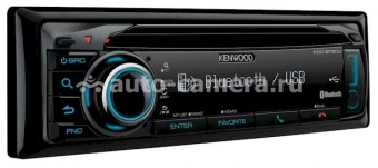 Магнитола Kenwood KDC-BT50U