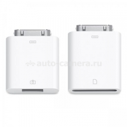 Комплект Apple iPad Camera Connection Kit (MC531ZM/A)